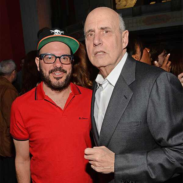 David Cross, Jeffrey Tambor